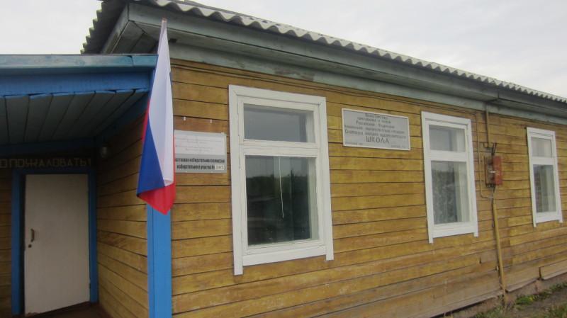 Сахорово УИК 1