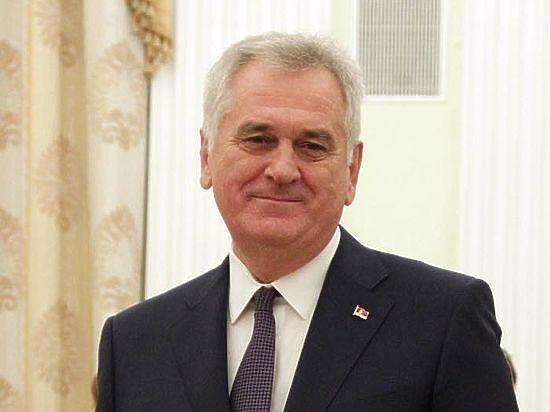 Президент Сербии